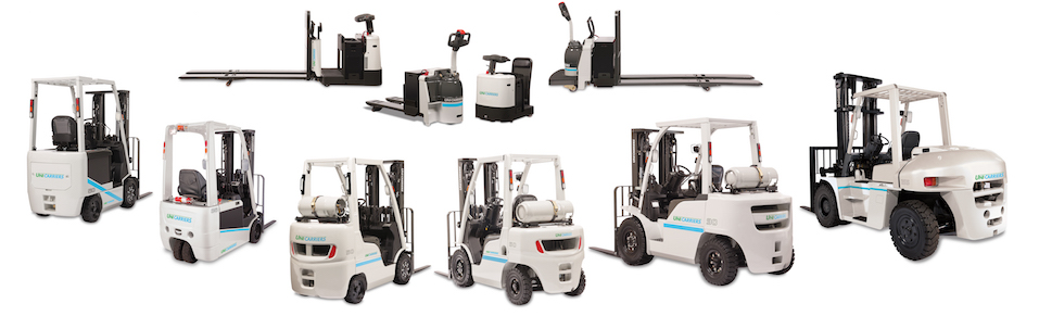 Unicarriers Lineup for 2016